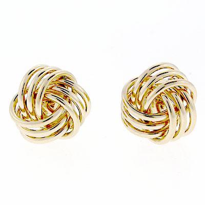 14k gold earrings on ebay