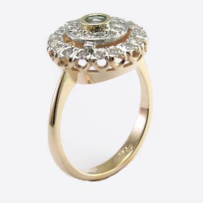 Engagement Ring Park Slope