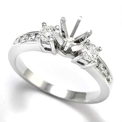A Glimpse Of Diamond Ring Settings
