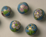 Lot 50 Porcelain Beads