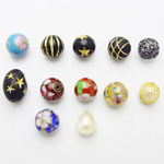 Assorted Beads 12mm